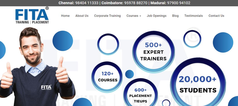 fita career coaching institute in chennai